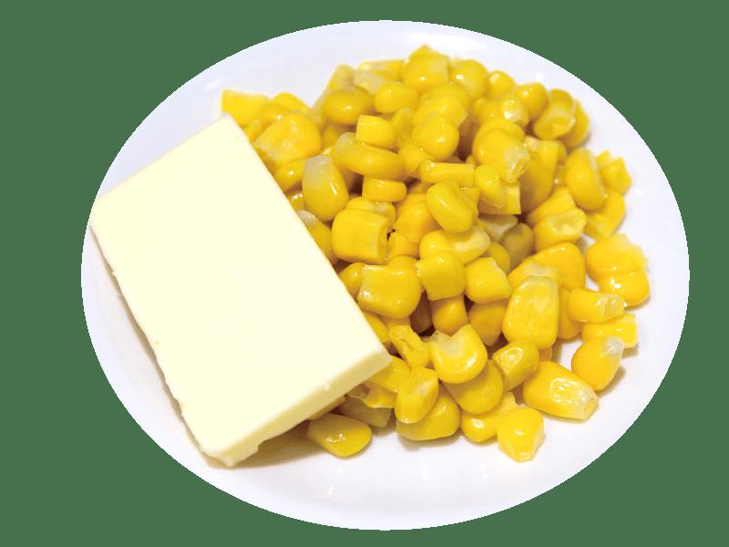 16コーンバター