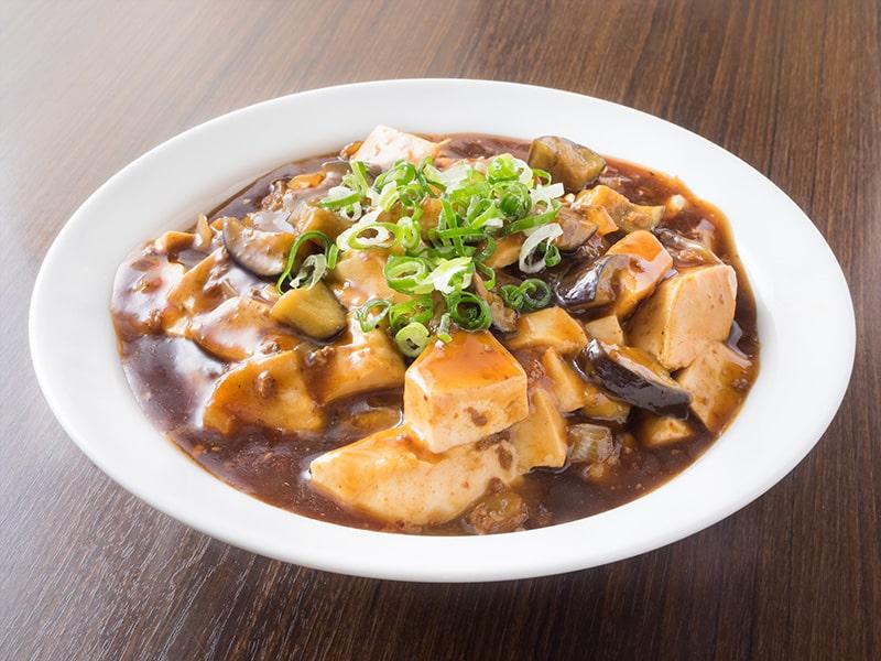 28麻婆豆腐丼