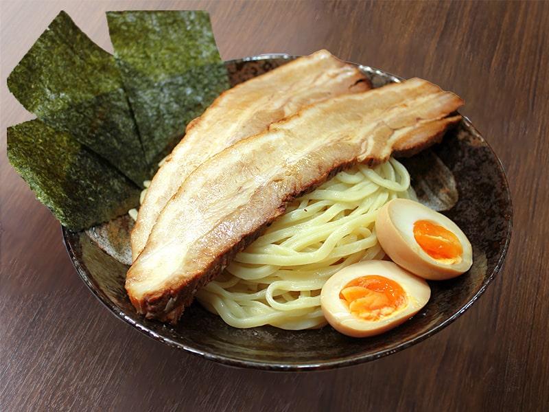 21魚介とんこつ特製つけ麺